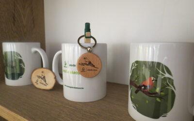 Egyedi Erdők Házás ajándéktárgyak