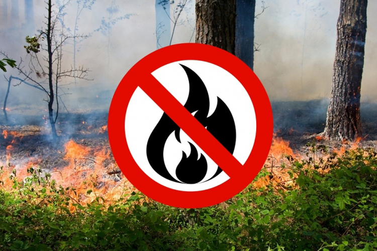 Tűzgyújtási tilalom az egész ország területén!